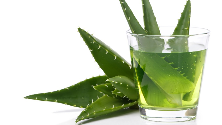 Aloe vera & aloe juice and their cosmetic use