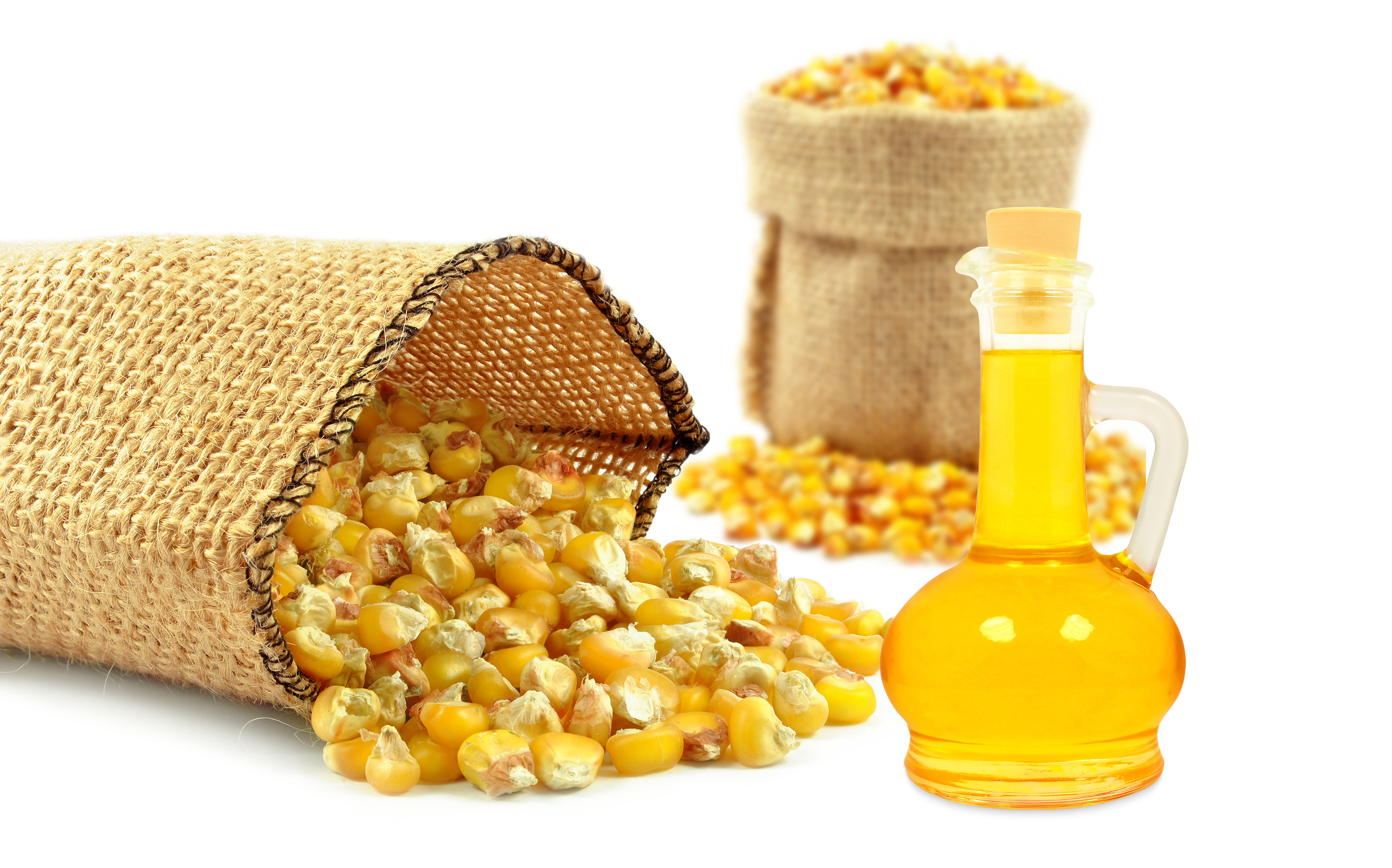 Corn oil – its influence on the skin, hair and nails