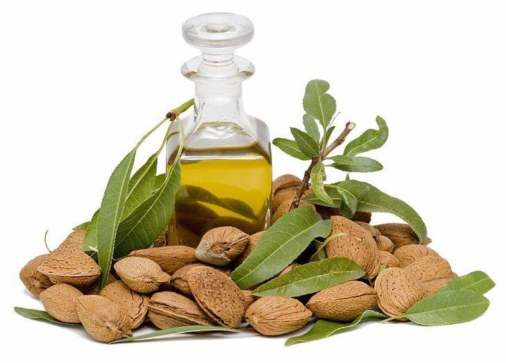 Almond oil and its beautifying and conditioning properties